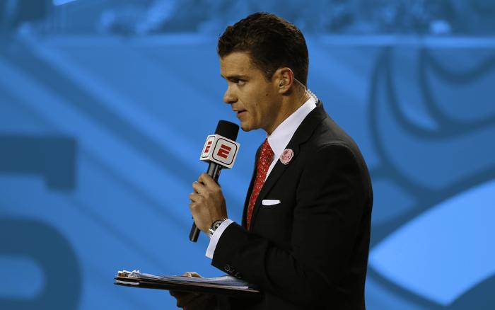 Sergio Dipp equivocación inglés ESPN NFL