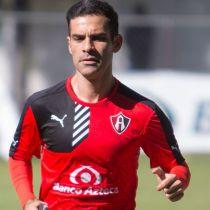 Rafa Márquez Atlas Estados Unidos jugar Guadalajara