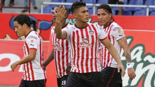 Teófilo Gutiérrez falla penal Colombia Junior Tigres