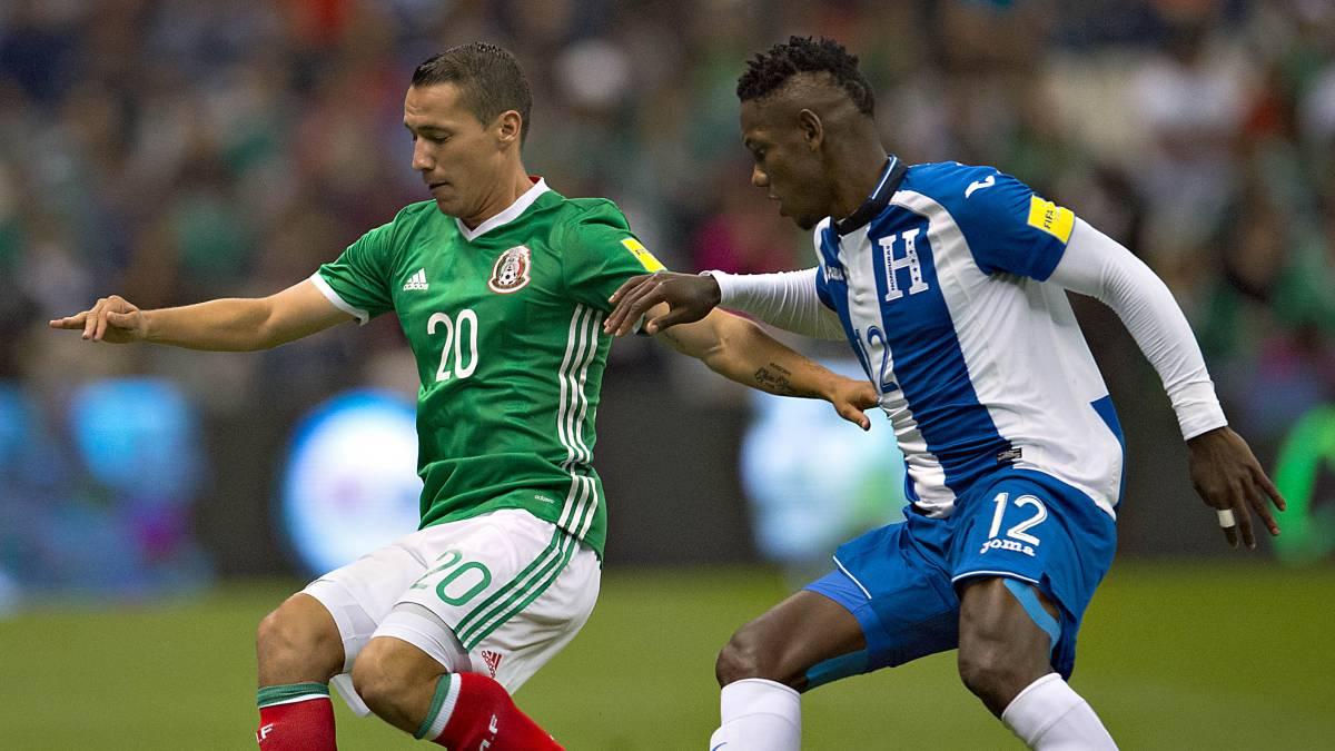 México Honduras Concacaf Trinidad y Tobago Eliminatoria Rusia 2018 Mundial Transmisión del tri