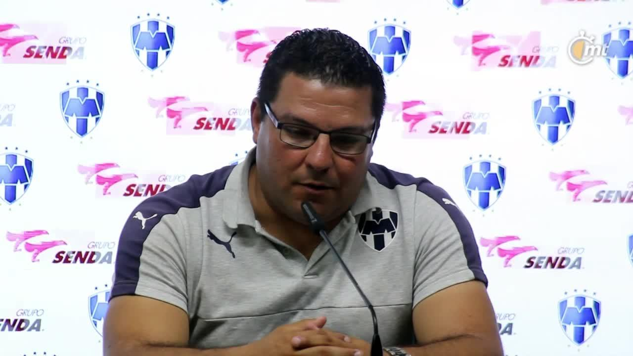 Renuncia, Gustavo Leal, entrenador, Rayadas de Monterrey, Liga MX femenil, proyectos personales