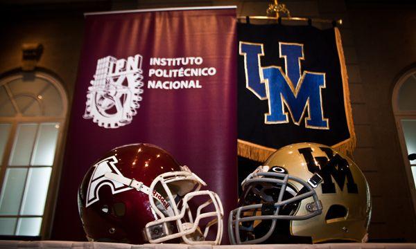 Pumas Águilas Blancas UNAM IPN Clásico Onefa Ciudad de México