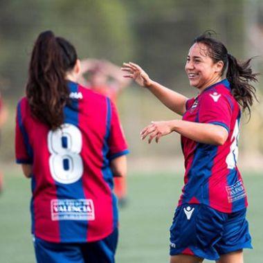 Charlyn Corral Kenti Robles Goles Levante Atlético España