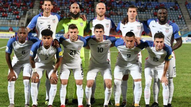 Estados Unidos Hexagonal Eliminado Panamá Costa Rica Honduras México Rusia 2018