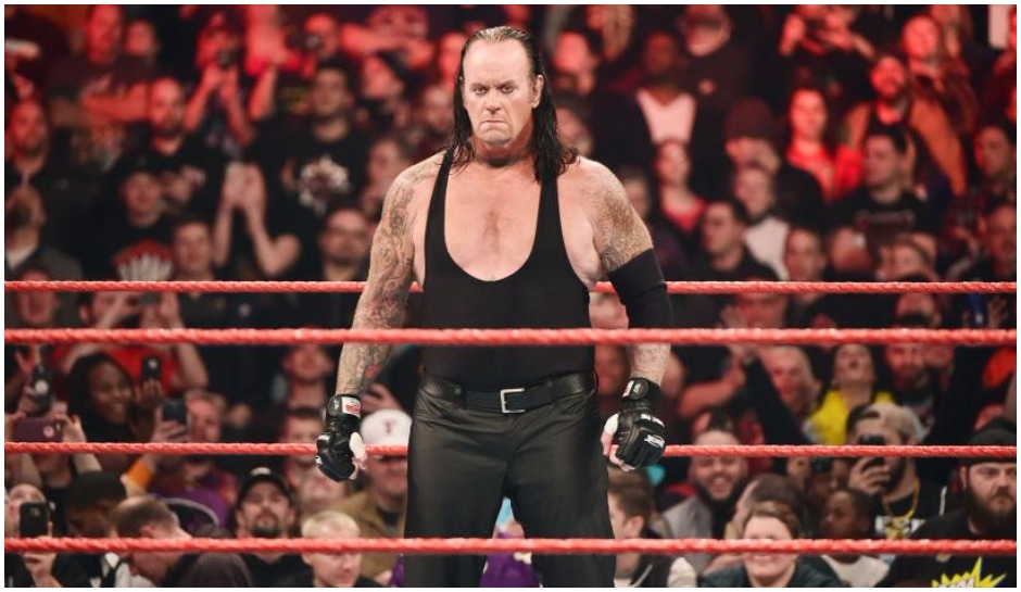 Undertaker Shawn Michals RAW WWE Kevin Nash