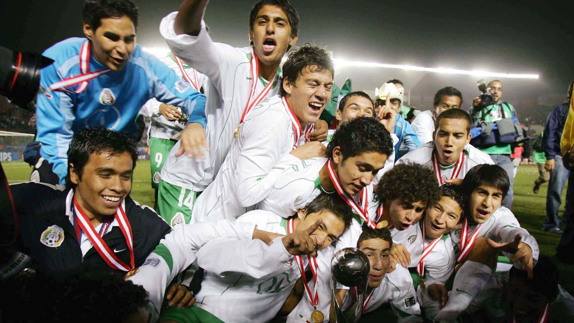 Efraín Juárez, canciones, motivantes, México, Perú 2007, campeón del mundo, Sub 17, Jesús Ramírez