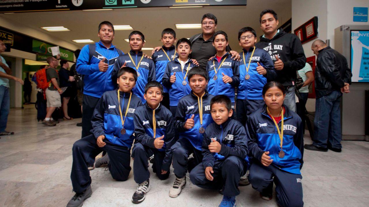 Niños triquis, periodistas deportivos, recaudarán, víveres, afectados, sismo, Oaxaca, Universidad Vasconcelos