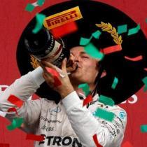 Nico Rosberg Mensaje Gran Premio de México