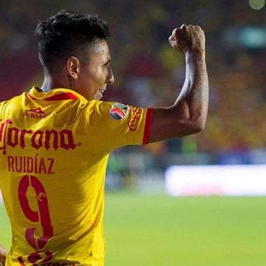 Morelia Toluca semifinales liguilla Fernando Uribe Raúl Ruidíaz sepúlveda