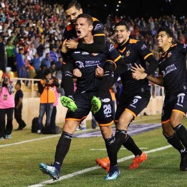 Alebrijes de Oaxaca, final de ida, Ascenso MX, FC Juárez, estadio ITO, Tecnológico de Oaxaca, liguilla, Martín Zúñiga, gol