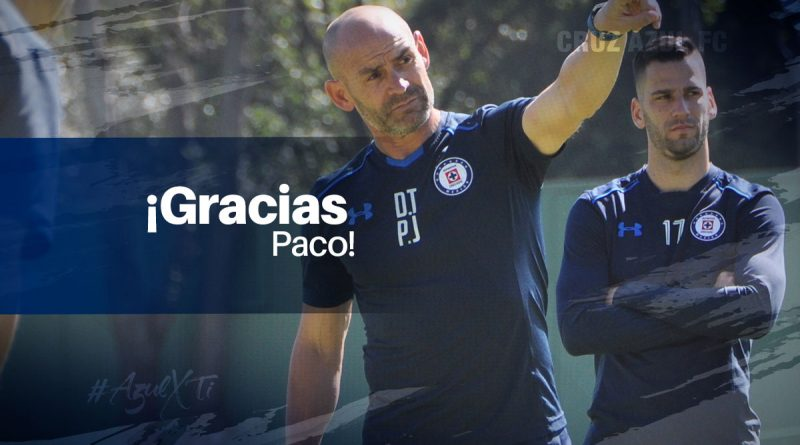 Paco Jémez, no renueva, contrato, Cruz Azul, se va, posible, entrenador, Pedro Caixinha