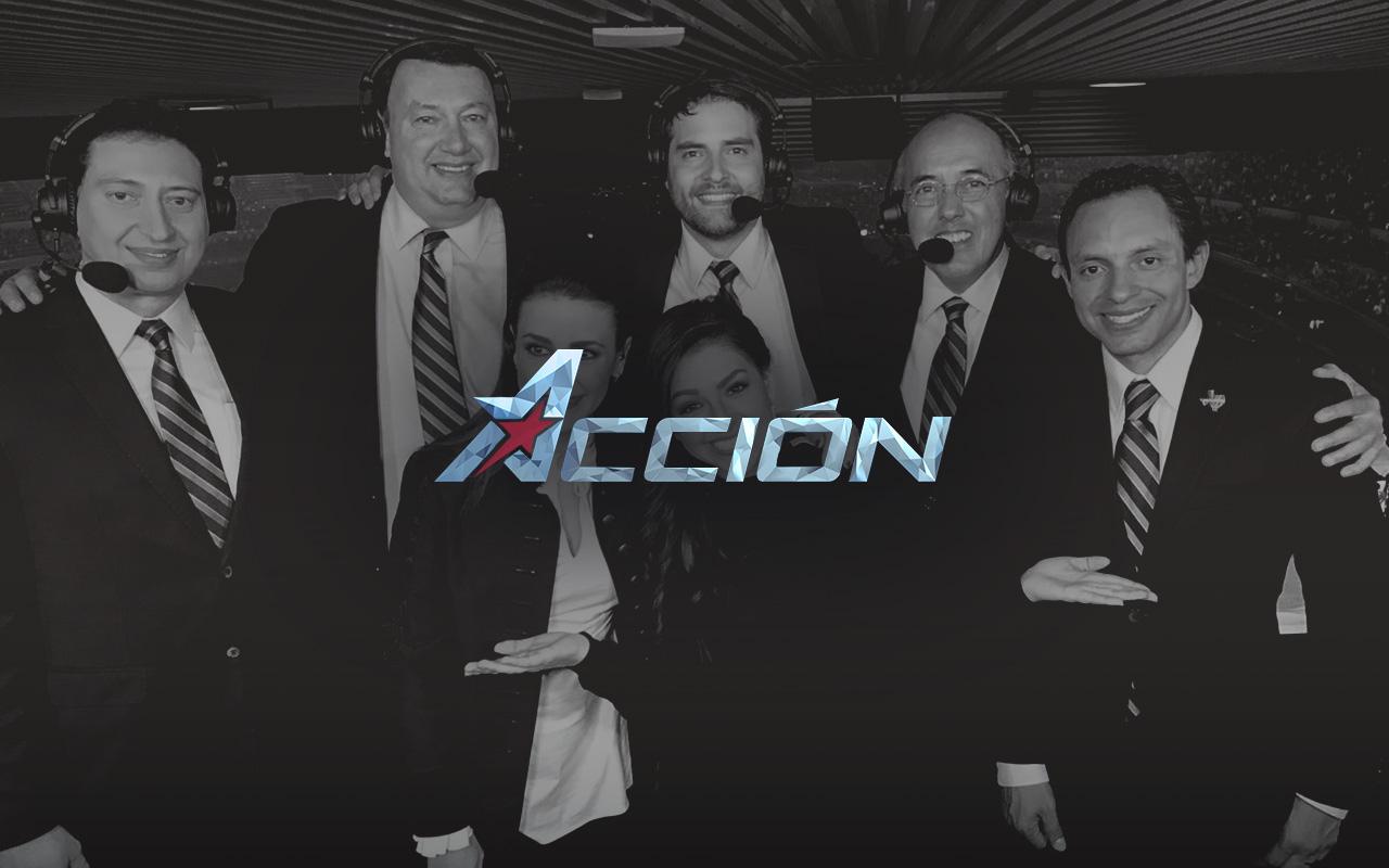 Acción, resumen deportivo, Televisa, 2 mil programas, programa deportivo, 38 años, historia, Televisa Deportes, secciones, domingo