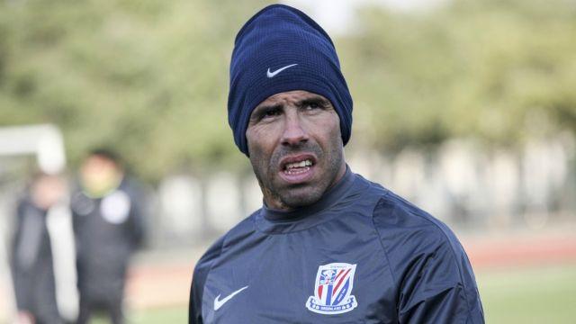 Carlos Tévez, baja de peso, Liga China, posible regreso, Argentina, Boca Juniors, pobre rendimiento