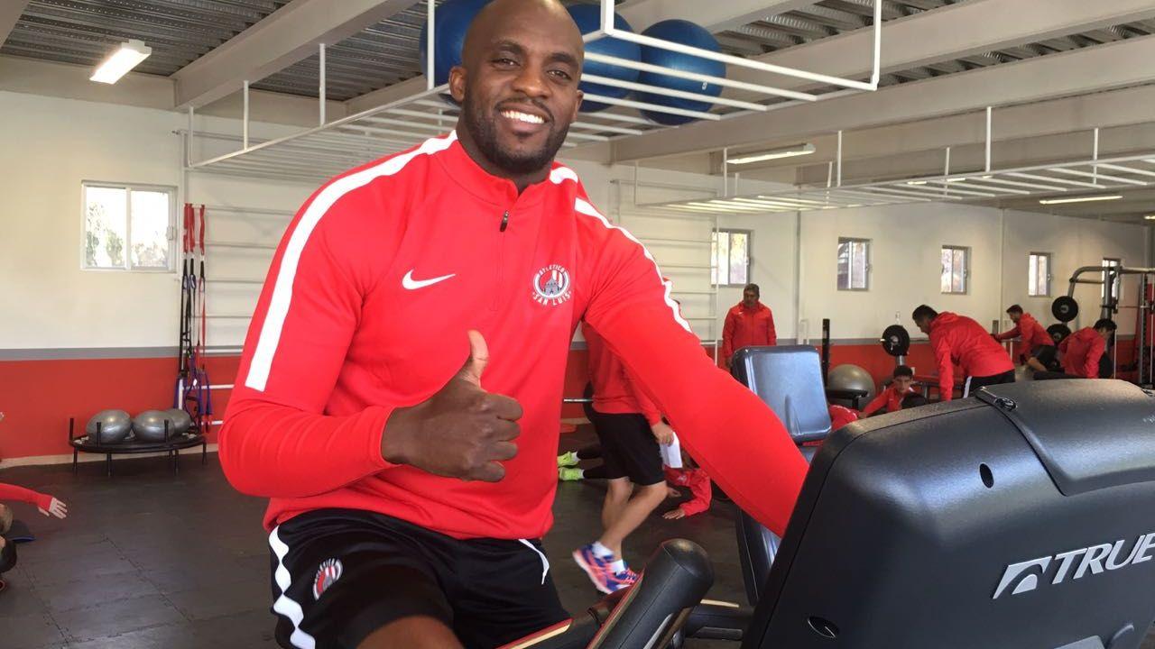 Mohamed Sissoko Atlético de San Luis Ascenso MX refuerzo