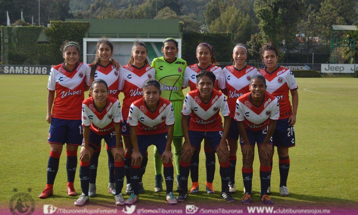 Veracruz, femenil, da de baja, 13 jugadoras, reconstruir, plantel, competir, Liga MX Femenil, Rodolfo Vega, Clausura 2018, no ganaron ningún partido, pretemporada