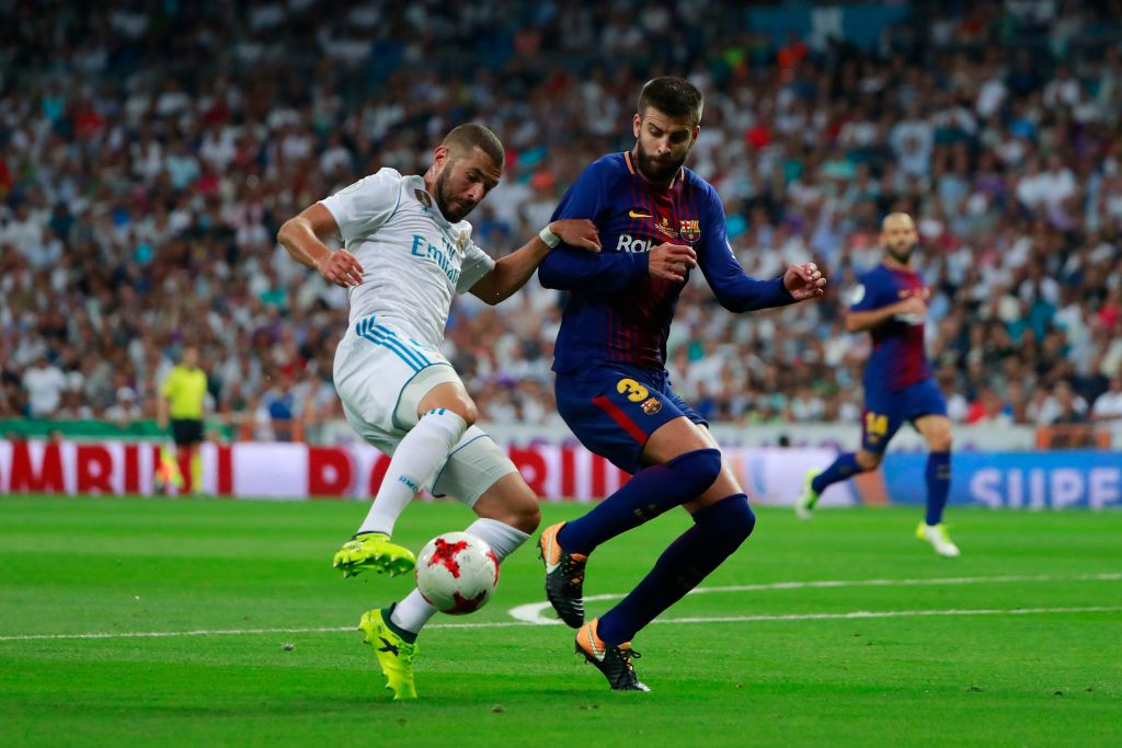 A Qué Hora Juega El Real Madrid Vs Barcelona