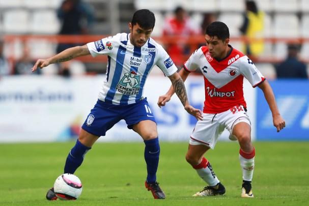 Rodolfo Cota Ronaldo Cisneros Edson Puch Pablo Aguilar Miguel Samudio Draft Liga MX Clausura 2018