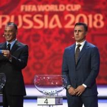 Mundial Rusia 2018 Sorteo del Mundial México Alemania