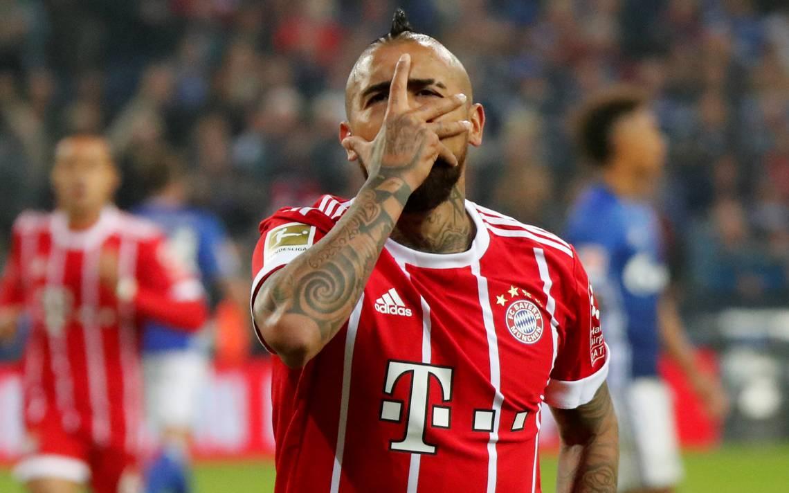 Arturo Vidal, critica, prensa, Chile, No lo reconocen, mejor mediocampista, mundo, Selección Chile, futbol, eliminación, Mundial, Rusia 2018
