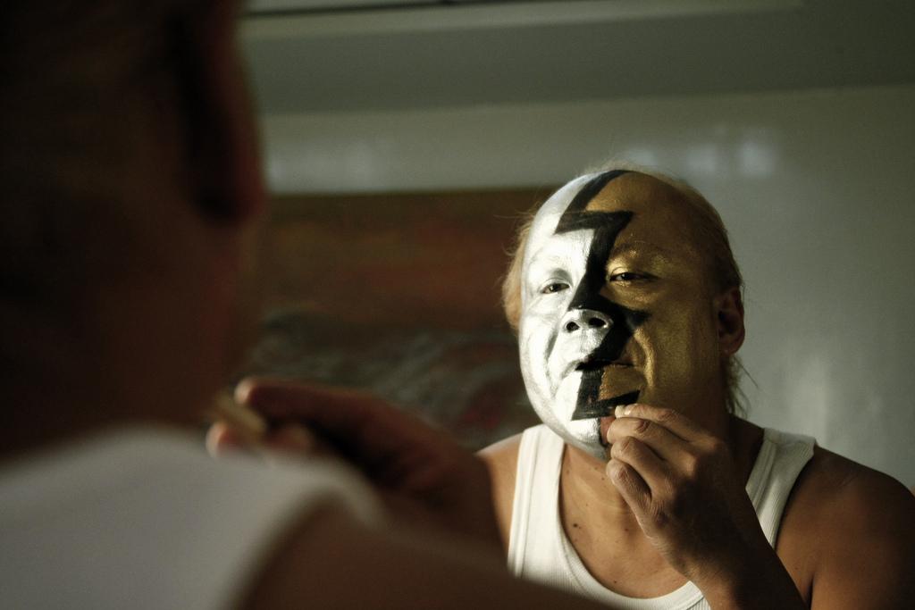 Polvo de Estrellas, Luchador, Exótico, AAA, México, Lucha Libre, incursiona, teatro, Las Locuras del Tenorio, actuación, combina, pancracio