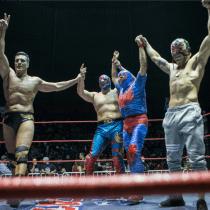 Goyito Pérez Lucha Libre Combate Américas El Patrón Video