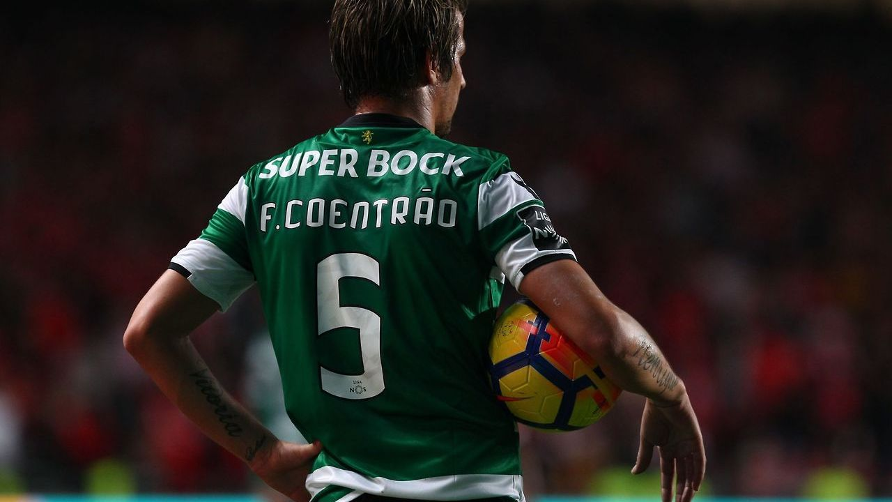 Fabio Coentrao Sporting lisboa Coentrao berrinches