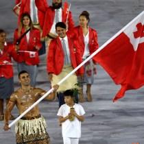 Tonga Pita Taufatofua Juegos Olímpicos de Invierno PyeongChang