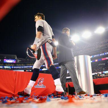 Tom Brady, mariscal, Patriots, New England, NFL, abandona, entrevista, Radio, comentarios, despectivos, hacia su hija, cinco años