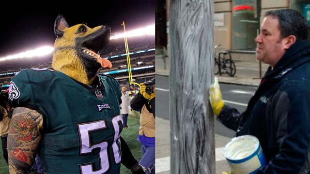 Eagles Philadephia perros postes Minnesota Vikings Final