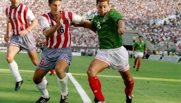 Estados Unidos futbolistas participación equipos México
