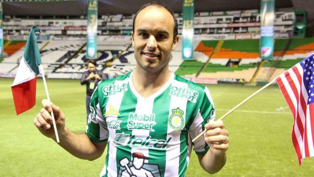 Landon Donovan, futbolista, estadounidense, debutara, estadio León, contra Puebla, Jornada 6, Liga MX