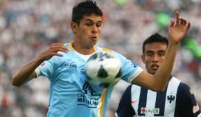 Futbolista Mexicano, Othoniel Arce, Se Prueba, Grecia, España, Termina en Guatemala, Suchitepequez, Fuera de planes, Necaxa