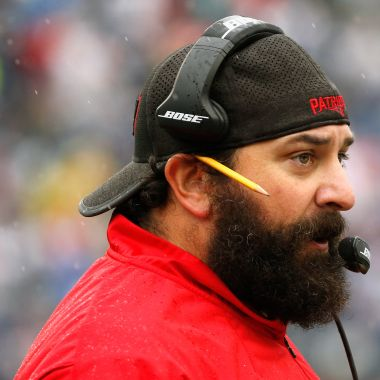 Matt Patricia Patriots Head Coach Detroit Lions