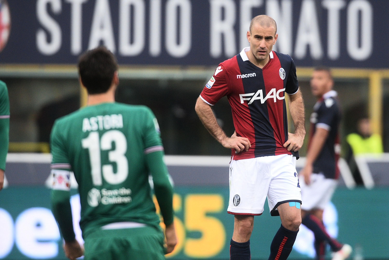 Bologna Fiorentina Goles Olímpicos Serie A