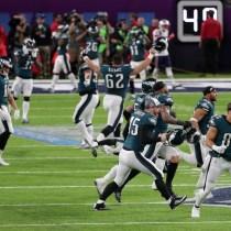 Super Bowl Philadelphia Eagles New England Patriots