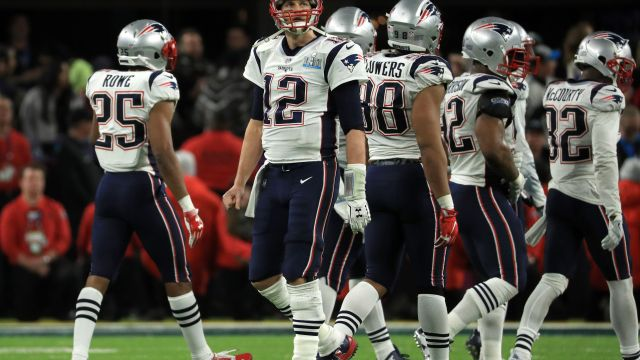 New England Patriots Favoritos Apuestas Super Bowl