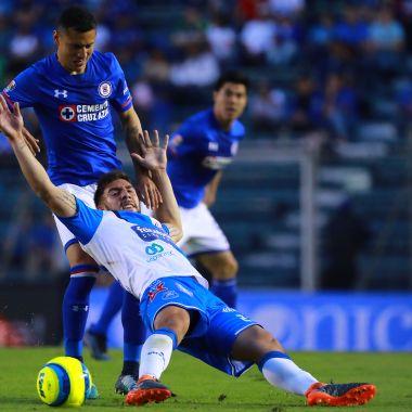 Puebla, Camoteros, Empata, Partido, Último Minuto, Cruz Azul, Maquina, Estadio Azul, Jornada 8