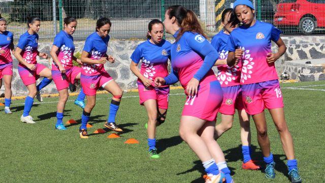 """Puebla, Prepara, Equipo, Liga MX Femenil, Vicepresidente deportivo, Ángel """"Rambo"""" Sosa, Selección Femenil de Puebla, Liga Mayor Femenil, Poblano"""