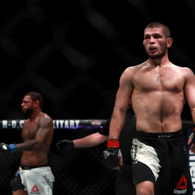 Peleador del UFC fue amenazado por grupo terrorista