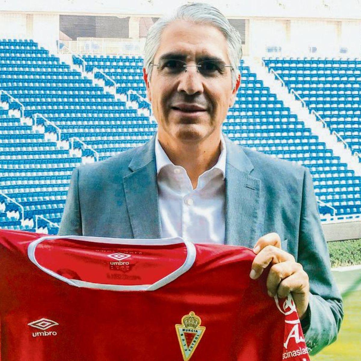 Mauricio Garcia de la Vega-Murcia
