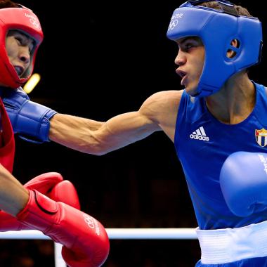 Boxeo Juegos Olímpicos AIBA Tokio 2020 Thomas Bach Gafur Rakhimov
