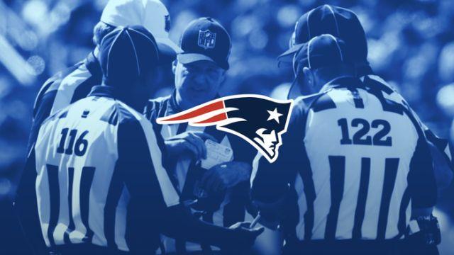 Teorías Conspiración NFL Patriots New England