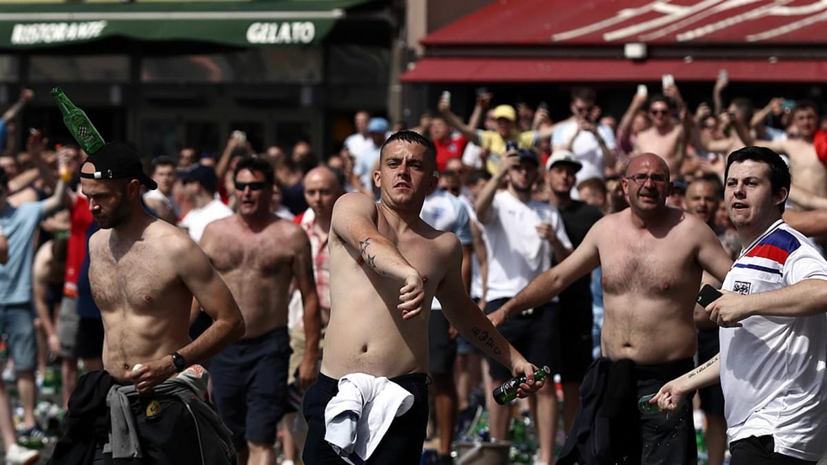 Liberan a 200 ultras rusos previo al Mundial