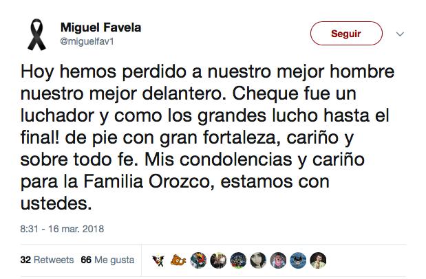 Ezequiel Orozco Cheque Murió Cáncer murcielagos Ascenso Mochis 3