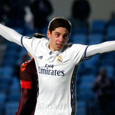 Federico Valverde Jugador Real Madrid Prefiere Messi Cristiano Ronaldo