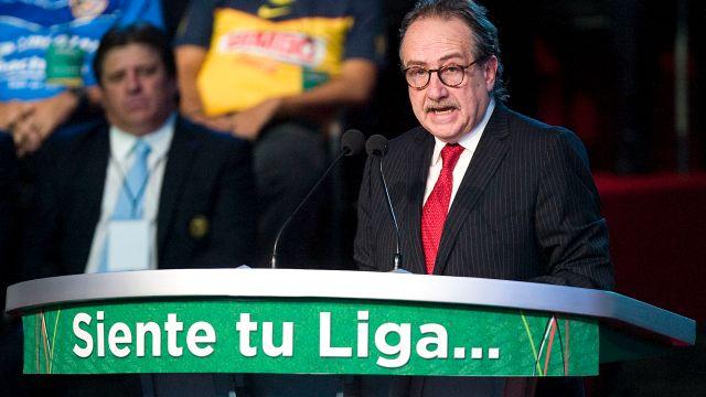 Decio de María, Renuncia, FEMEXFUT, Femxfut, Asamblea General, Liga MX, Ascenso/descenso, No habrá descenso, Suspende, Temporada 2019