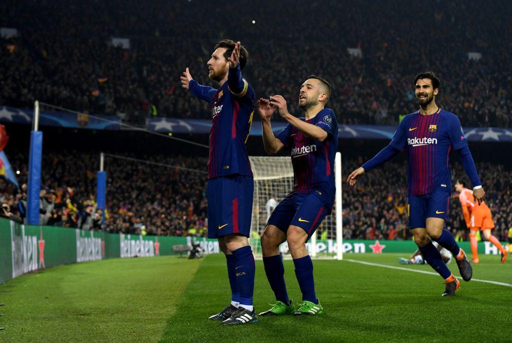 Messi hace historia y Barcelona avanza a Cuartos de la Champions ed0e274fadd0e