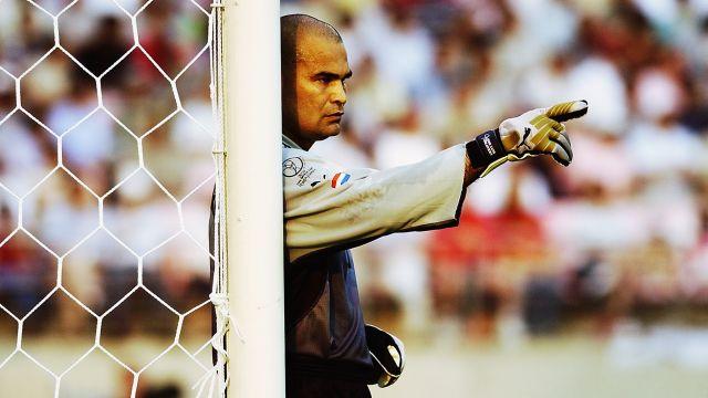 Jose Luis Chilavert Escupitajo Roberto Carlos