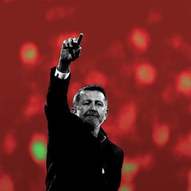 Juan Carlos Osorio nos ha dado una cachetada con guante blanco