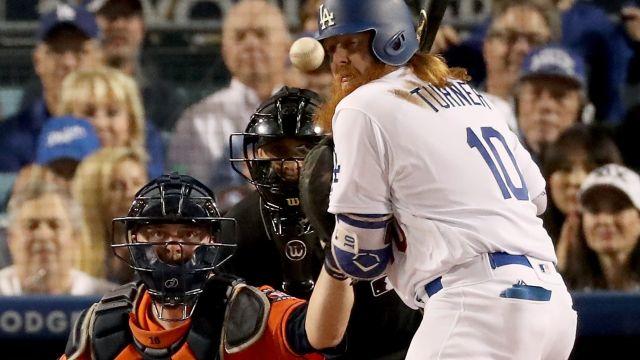 Justin Turner Dodgers Fractura Muñeca Lanzamiento .jpg
